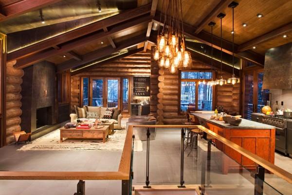 Moody Cabin By Trulinea Architects Studio Frank