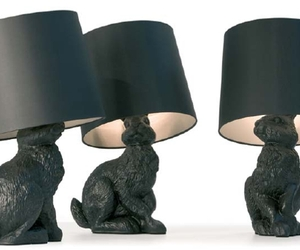Moooi's Rabbit Lamp