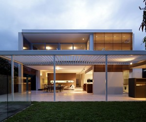 Mooramie House in Sydney by Tobias Partners