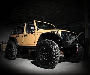 Mopar Jeep Wrangler Sand Trooper