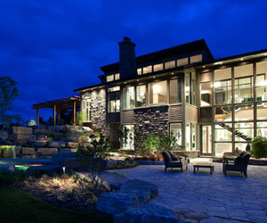 Moraine House by Christopher Simmonds Architect