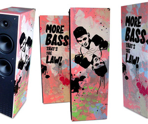 more bass-thats the law!