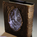 More Carved Book Sculptures by Guy Laramee