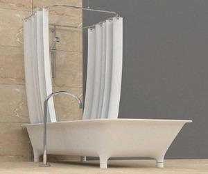 Morphing Bathtub from Zucchetti
