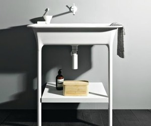 Morphing Console, Washbasin from Kos