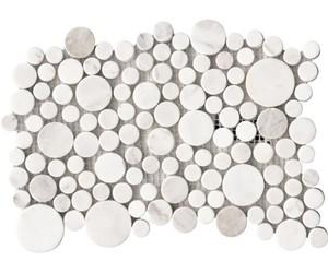 Mosaic Moon, Marble Mosaics