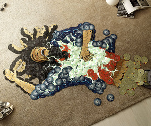 Mosaics of Rock Icons Using Their CD's