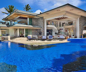 Most fabulous tropical villa in Maui