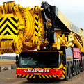 Most Powerful Mobile Crane In The World