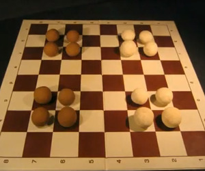 Most Unusual Chess Game