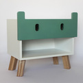 Mostro Furniture by Oscar Nuñez