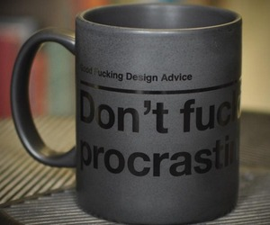 Motivational Mugs by Good F*cking Design Advice