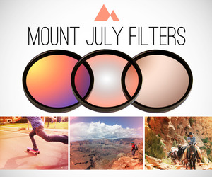 Mount July: Color Camera Filters