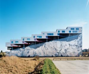 Mountain Dwellings by BIG