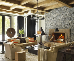 Mountain Retreat by McAlpine Booth & Ferrier