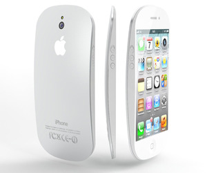 Mouse-Like iPhone 5 Concept