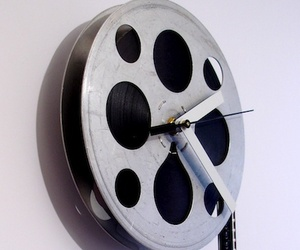 MovieTime Clocks by Kathy May