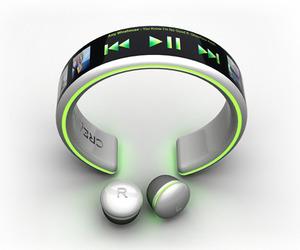 MP3 Bracelet Concept