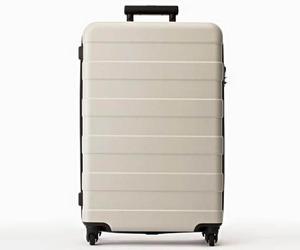 MUJI Hard Carry Travel Suitcase