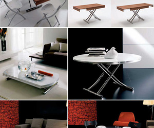 Multi-functional Furniture by Steve Spett and Ron Barth