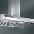 Multi-Style Baffle Filter Hood from Kobe Range Hoods