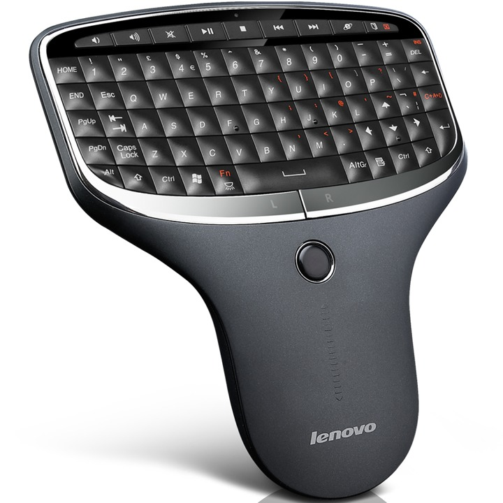 Multimedia Remote With Keyboard And Mouse By Lenovo
