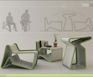 ... Multipurpose Furniture Tona Chair By Diego Gonzalez King ...