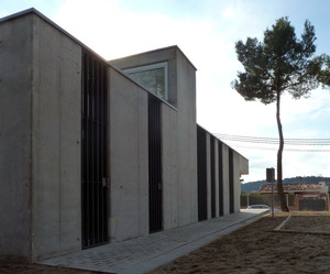Multiuse building and Meeting Point – El Bruc Residencial