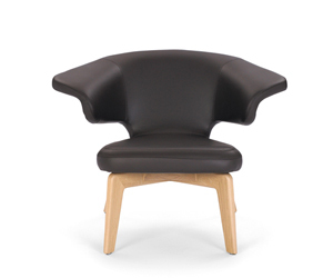 'Munich' lounge chair by Sauerbruch Hutton for ClassiCon