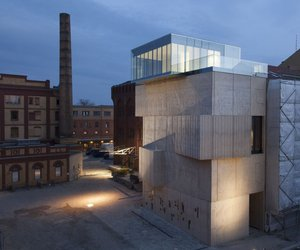 Museum for Architectural Drawing by SPEECH