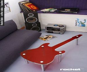 Musical Instrument Furniture from Rocket Collection
