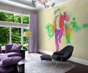 Musicology Celebrity Wall Murals