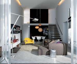 """My Life in the 80m ² """", Inspirational Interior"""