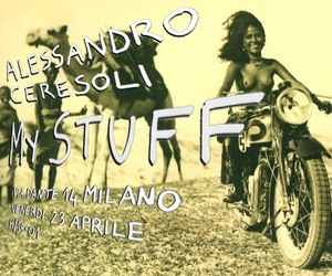 MY STUFF BY ALESSANDRO CERESOLI