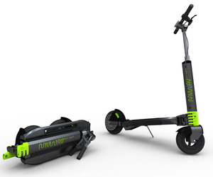 MyWay is a new brand of portable E-scooters