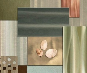 Móz Designs | New Neutrals Metal Laminate Collection