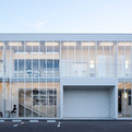 Nakagawa Office Extension by Yasutaka Yoshimura Architects