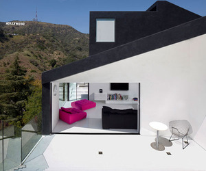 Nakahouse in the Hollywood Hills with amazing views