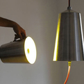 'nan16′ room light by Sebastian Herkner for nanoo