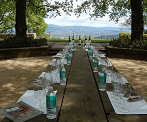 Napa's New Mountaintop Wine Tasting