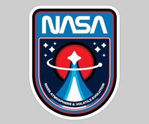 NASA Patches by James White