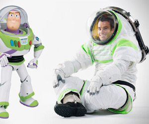 NASA's Buzz Lightyear Inspired Z-1 Spacesuit