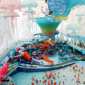National Aquatic Centre in Beijing Turns into a Water Park