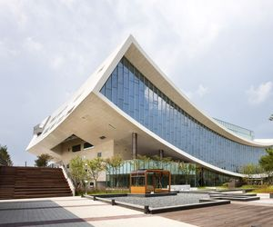 National Library of Sejong City by Samoo