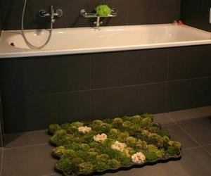 Natural Moss Carpet by La Chanh