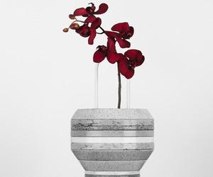 Natural Quartz Vase: Concept
