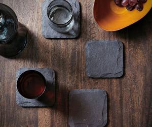 Natural Slate Stone Coasters