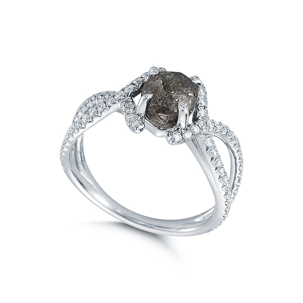 Naturally Unique Engagement Rings