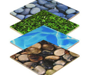 Nature Inspired Ceramic Tile by Imagine Tile