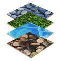 Nature Inspired Ceramic Tile by Imagine Tile